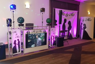 Premium disco & Photobooth package